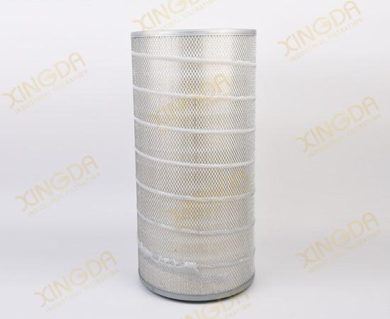 覆膜滤筒规格