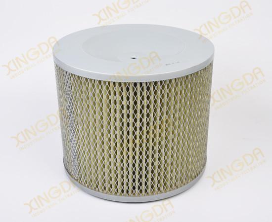 防水防油滤筒